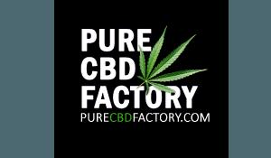 Logo of the Pure CBD Factory