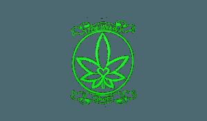 The weedshop logo