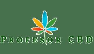profesor cbd logo wrongly spelled