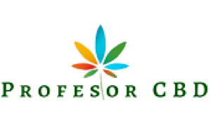 profesor cbd logo wrongly spelled